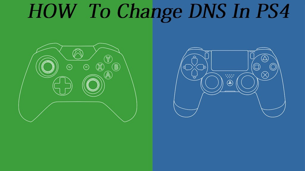 How to Change DNS on PS4