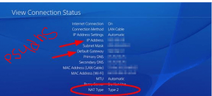 How To Change Nat Type On PS4