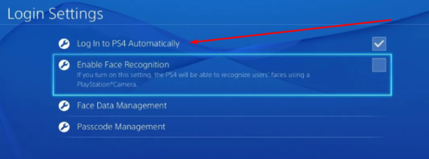 playstation network sign-in failed