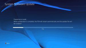 PS4 Error CE-30774-1
