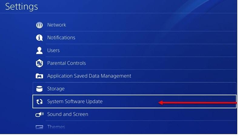 PS4 WV-33898-1 Error Code