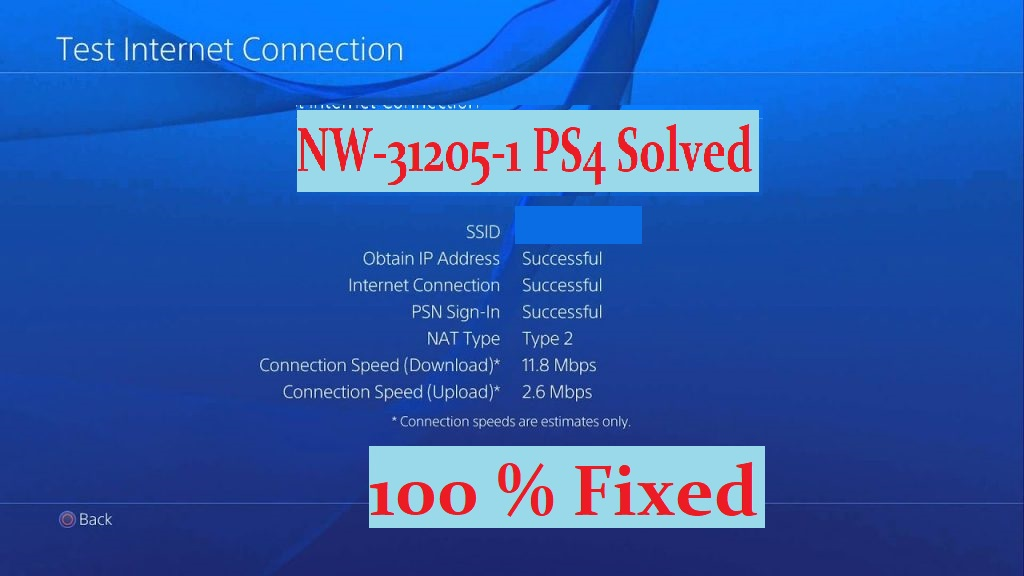 NW-31205-1 PS4 solved