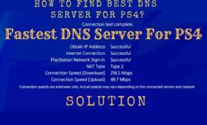 best dns server for ps4