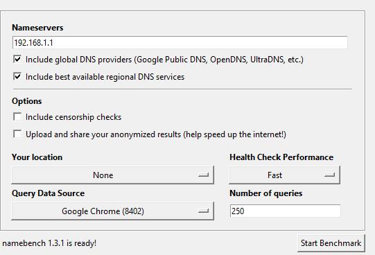 dns server ps4 test namebench