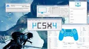 PCSX4 best ps4 emulator for PC