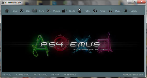 PS4 Emus best ps4 emulator for Mac