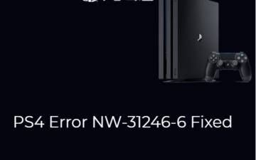 ps4 error nw 312646-6 fixed